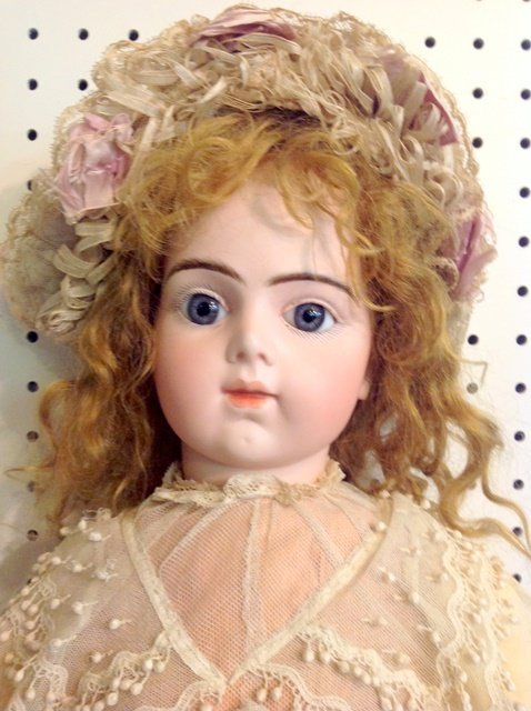 Bru Jne R Bebe - 27 1/2 inch  Doll - 6
