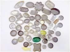 German Toy Kitchen Tin Accessories