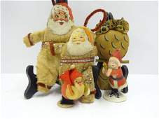 Early Santa Decorations  Other