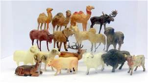 Group Early German Animals