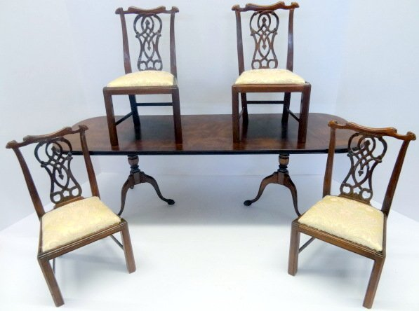 LeClerc Chippendale Doll Furniture