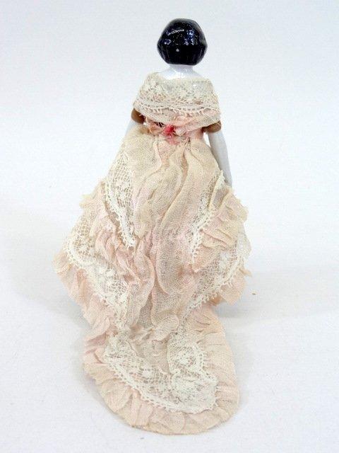Miniature China Head Doll - 2