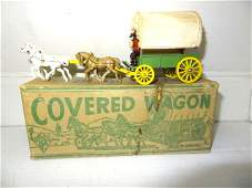 Vintage Modern Products Covered Wagon in OB, England