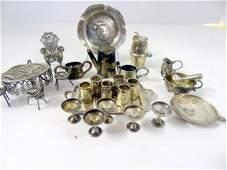 Miniature Silver
