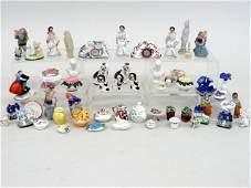Joseph Gray Collection Dollhouse Porcelain Figures