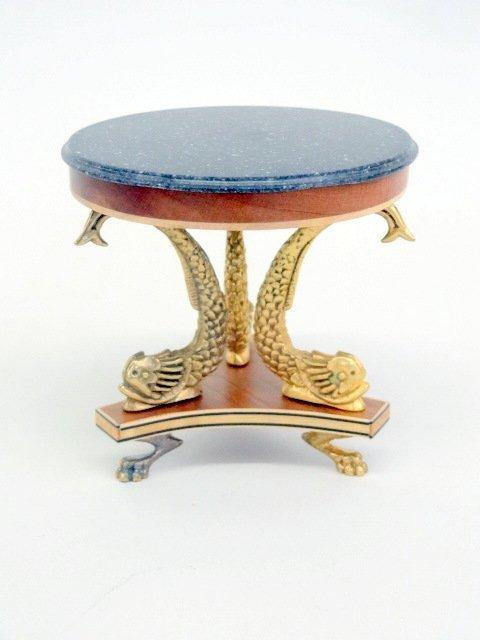 Tony Jones Pedestal Table