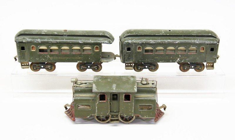 Lionel Pre-war Standard Gauge Passenger Set - 2