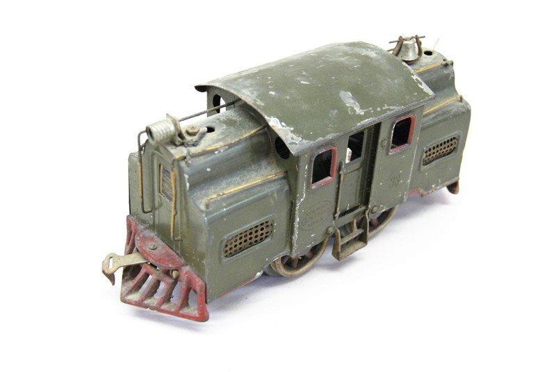 Lionel Pre-war Standard Gauge Passenger Set - 3