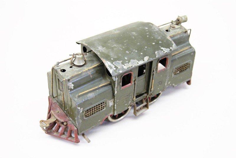 Lionel Pre-war Standard Gauge Passenger Set - 4