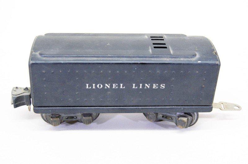 Lionel Blue Passenger Set w/224E Locomotive - 3