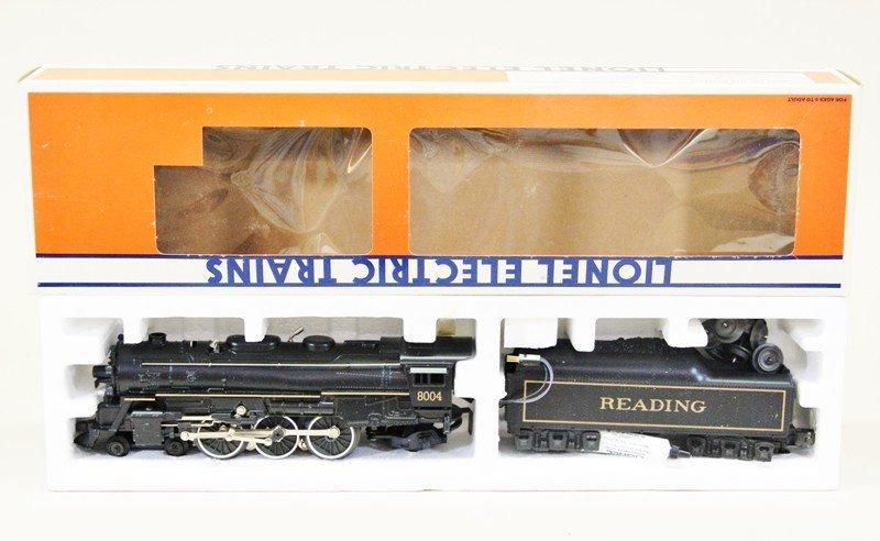 Lionel 18004 Reading Locomotive W/OB