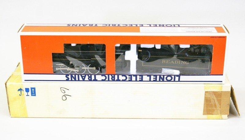Lionel 18004 Reading Locomotive W/OB - 2