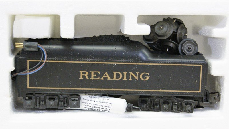 Lionel 18004 Reading Locomotive W/OB - 4
