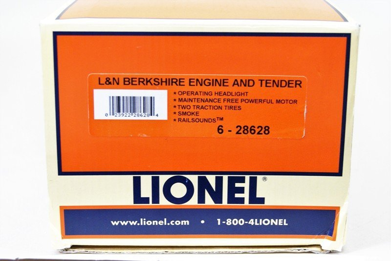 Modern Era Lionel 28628 Berkshire - 2