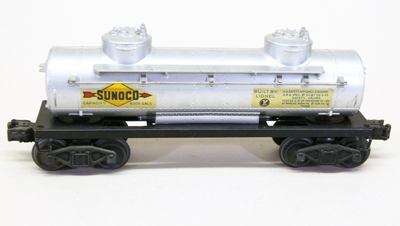 Four Lionel Freight Car with OB's - 3
