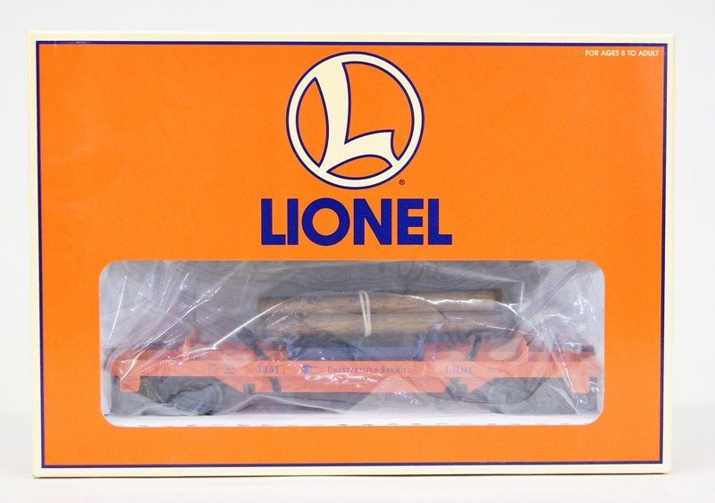 Modern Era Lionel Operating Cars 16814 and 19473 - 2