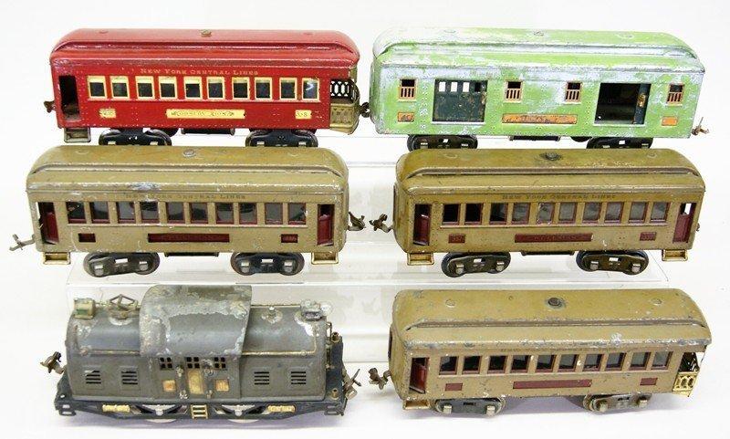 Lionel Pre-war Standard Gauge Trains