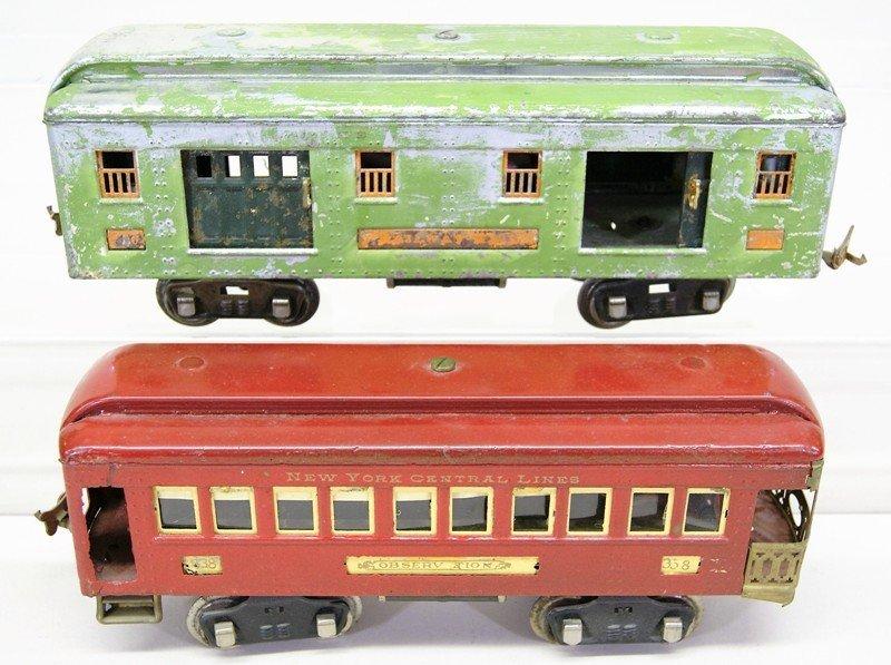 Lionel Pre-war Standard Gauge Trains - 4