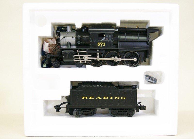 Lionel Modern Era Reading Camelback Engine