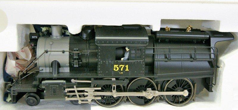 Lionel Modern Era Reading Camelback Engine - 2
