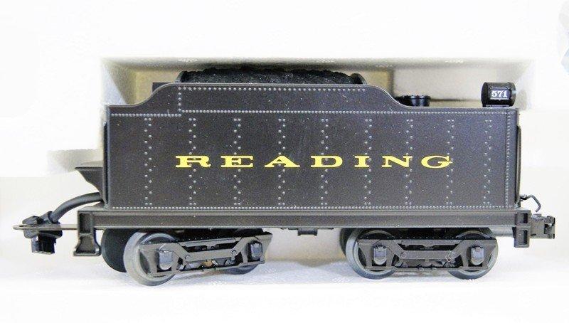 Lionel Modern Era Reading Camelback Engine - 3