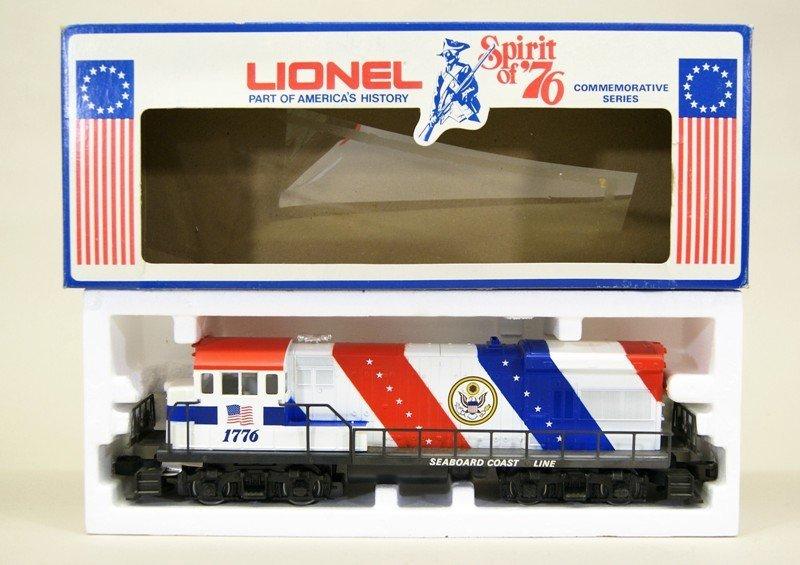 Lionel Spirit of 76 Bi-centennial Freight Set - 2