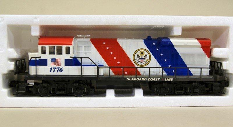 Lionel Spirit of 76 Bi-centennial Freight Set - 3
