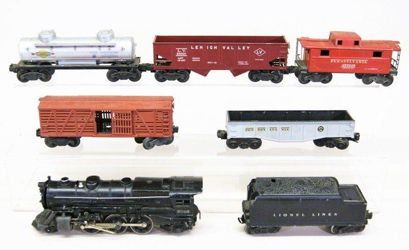 Lionel Seven Piece Freight Set w/2025 Engine
