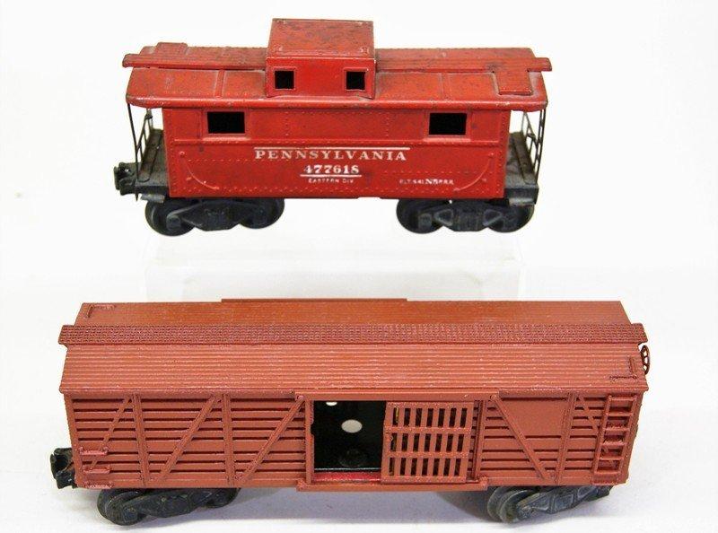 Lionel Seven Piece Freight Set w/2025 Engine - 4