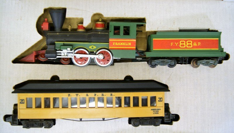 American Flyer 20551 Frontiersman Set in OB with Extra - 3