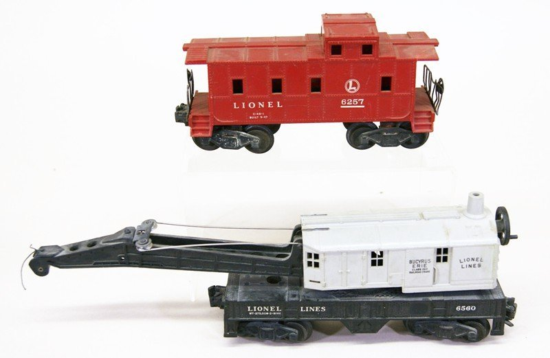 Nine Lionel Freight Cars - 3