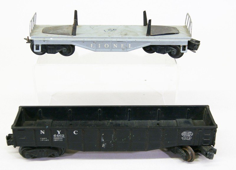 Nine Lionel Freight Cars - 4