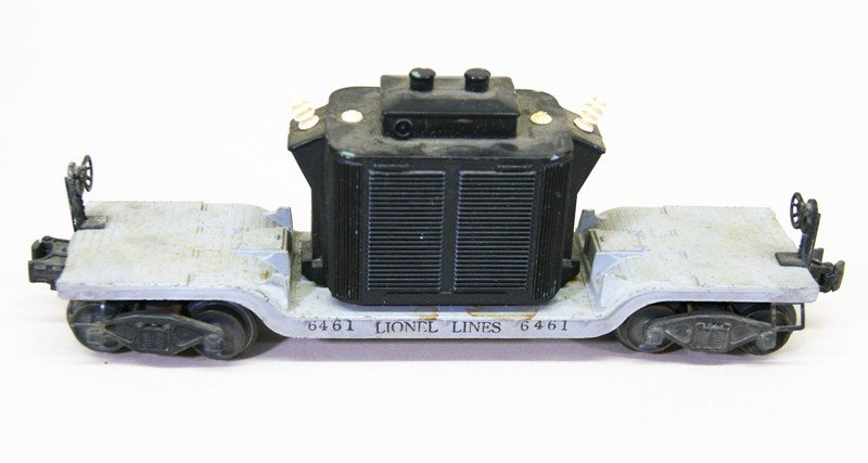 Nine Lionel Freight Cars - 6