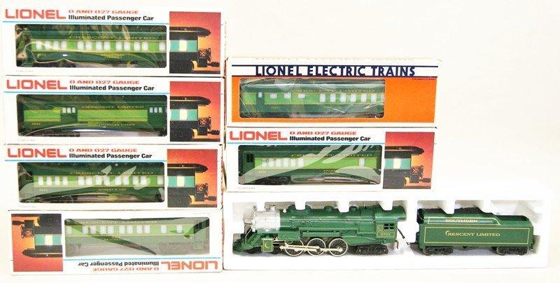 Lionel Southern Crescent Passenger Set