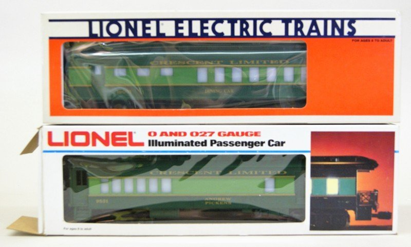 Lionel Southern Crescent Passenger Set - 5