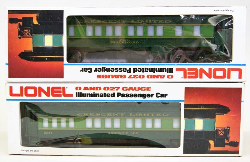 Lionel Southern Crescent Passenger Set - 6