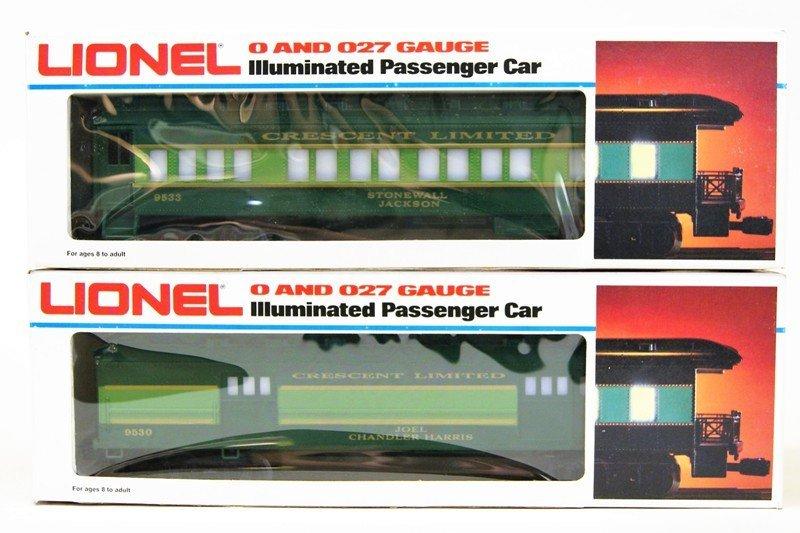 Lionel Southern Crescent Passenger Set - 7