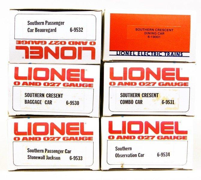 Lionel Southern Crescent Passenger Set - 8