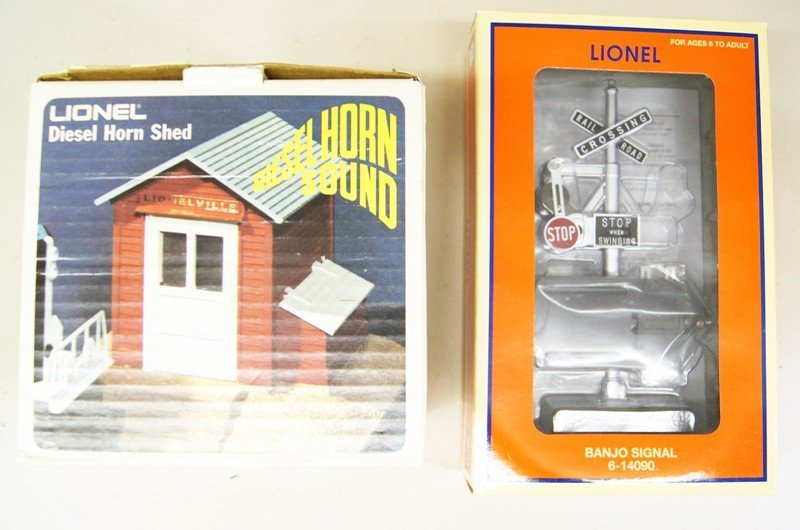 Large Lot of Lionel Accessories in Original Boxes - 4