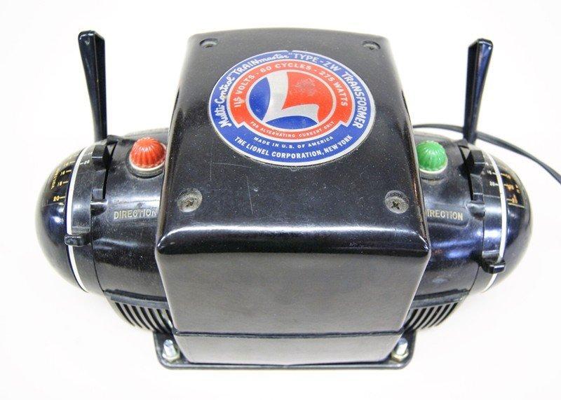 Lionel Type ZW 275 Watt Transformer