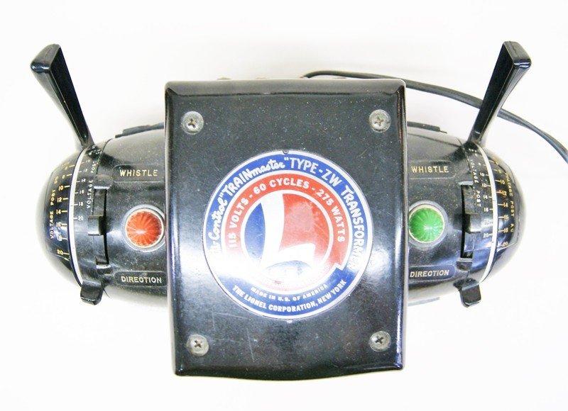 Lionel Type ZW 275 Watt Transformer - 2