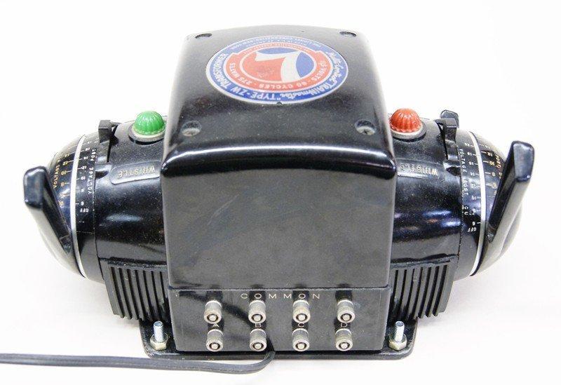 Lionel Type ZW 275 Watt Transformer - 3