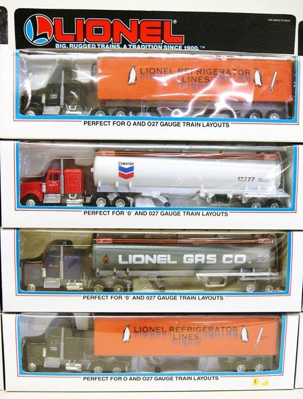 Lionel Tractor Trailer Case of Twelve - 3