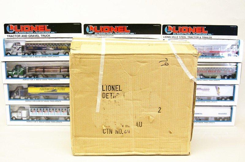 Lionel Tractor Trailer Case of Twelve - 5