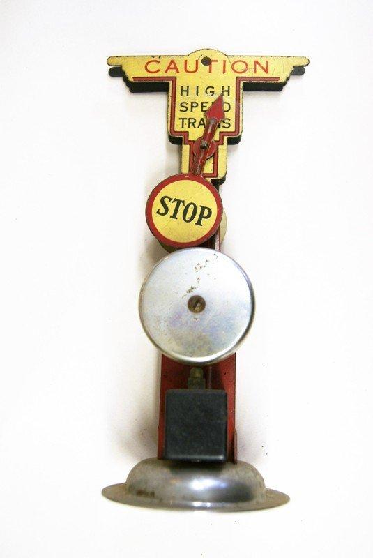 Vintage O Gauge Accessory Lot - 3