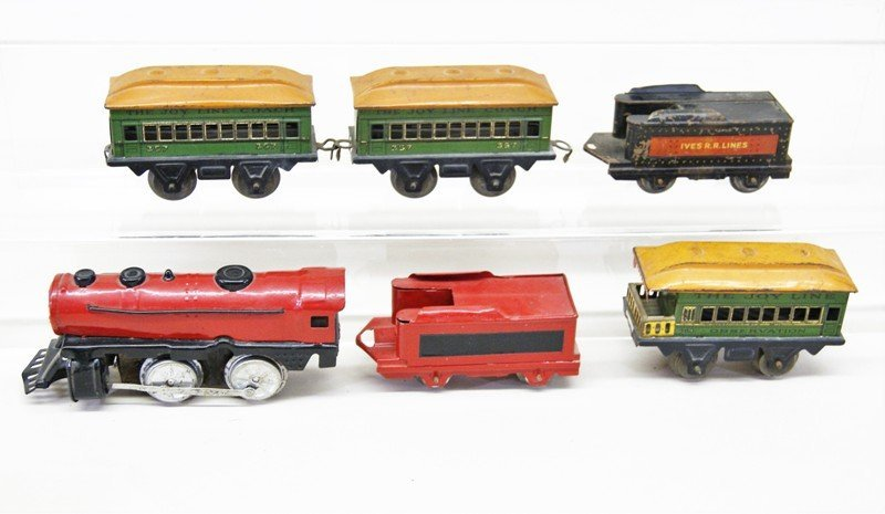 Miscellaneous Vintage O Gauge, HO, Etc. Trains and - 3