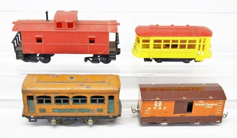 Miscellaneous Vintage O Gauge, HO, Etc. Trains and - 4