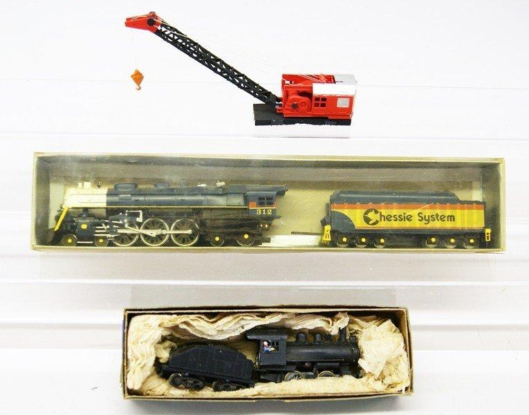 Miscellaneous Vintage O Gauge, HO, Etc. Trains and - 5