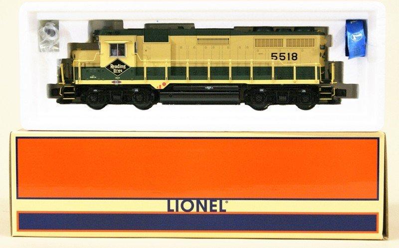 Lionel Reading GP-30 28216 Locomotive
