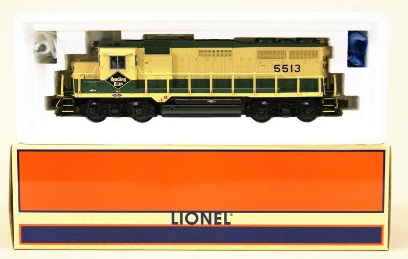Lionel GP-30 Reading Railroad Engine 28817